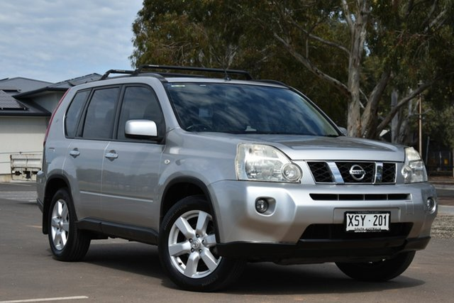 Used Nissan X-Trail T31 TI, 2008 Nissan X-Trail T31 TI Silver 1 Speed Constant Variable Wagon