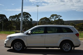 2013 Fiat Freemont JF Base White 6 Speed Automatic Wagon