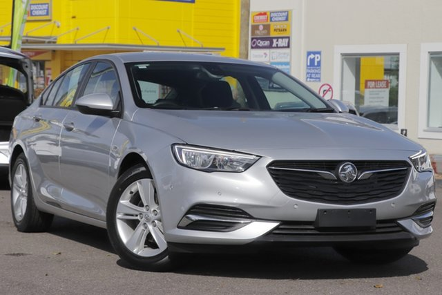 Used Holden Commodore ZB MY18 LT Liftback, 2018 Holden Commodore ZB MY18 LT Liftback Silver 9 Speed Sports Automatic Liftback