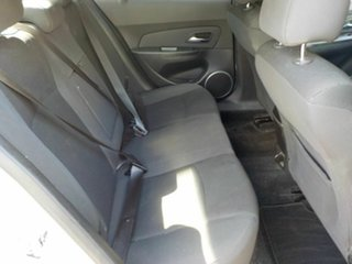 2011 Holden Cruze JH Series II MY11 SRi Silver 6 Speed Manual Sedan