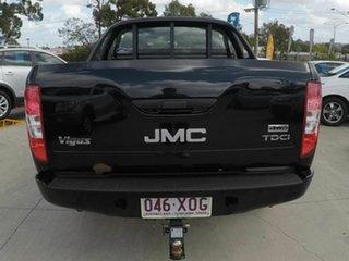 2015 JMC Vigus LX 4x4 Black 5 Speed Manual Dual Cab