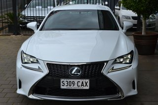 2017 Lexus RC GSC10R RC350 F Sport White 8 Speed Sports Automatic Coupe