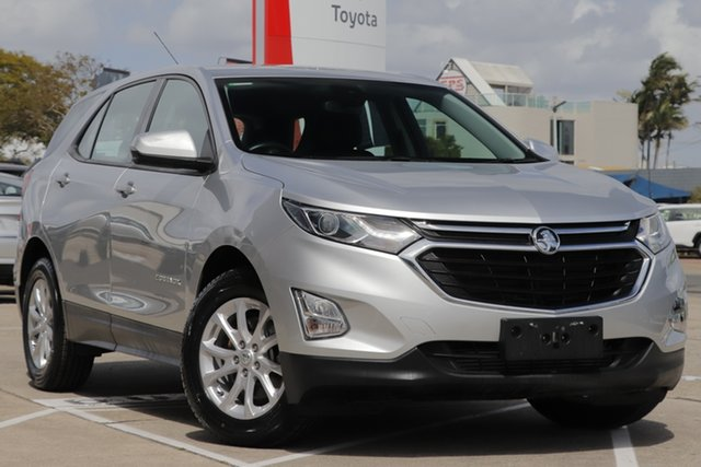 Used Holden Equinox EQ MY18 LS+ FWD, 2018 Holden Equinox EQ MY18 LS+ FWD Silver 6 Speed Sports Automatic Wagon