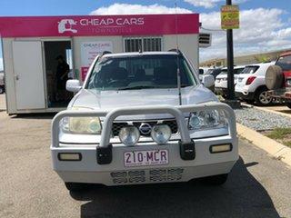 2006 Nissan X-Trail T30 II ST Silver 4 Speed Automatic Wagon