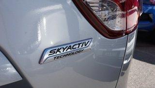 2016 Mazda CX-5 KE1072 Maxx SKYACTIV-Drive Silver 6 Speed Sports Automatic Wagon