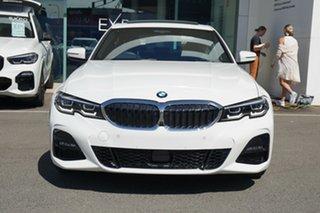 2019 BMW 330i F30 LCI M Sport Alpine White 8 Speed Auto Steptronic Sport Sedan