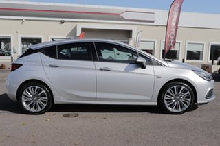 2017 Holden Astra BK MY17 RS-V Silver 6 Speed Sports Automatic Hatchback.