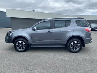 2016 Holden Colorado 7 RG MY16 Trailblazer Grey 6 Speed Sports Automatic Wagon