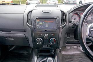 2018 Isuzu D-MAX MY17 SX 4x2 Grey 6 Speed Manual Cab Chassis