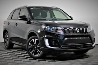 2020 Suzuki Vitara LY Series II Turbo 2WD Cosmic Black 6 Speed Sports Automatic Wagon.