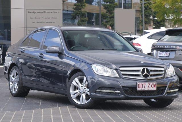 Used Mercedes-Benz C-Class W204 MY14 C200 7G-Tronic +, 2014 Mercedes-Benz C-Class W204 MY14 C200 7G-Tronic + Grey 7 Speed Sports Automatic Sedan