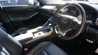 2015 Lexus IS GSE31R IS350 F Sport Black 8 Speed Sports Automatic Sedan