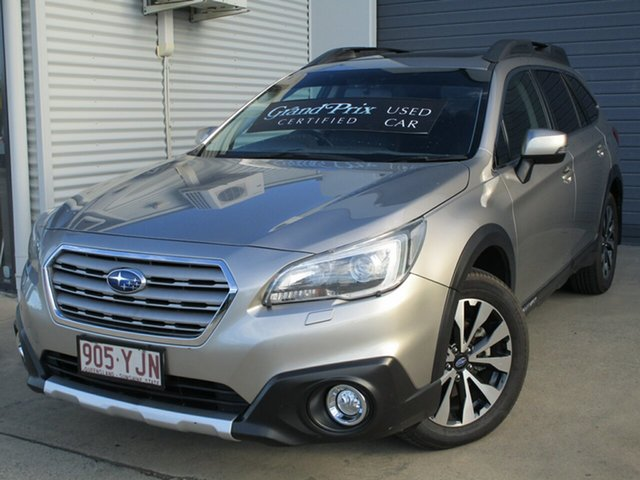 Used Subaru Outback B6A MY15 2.0D CVT AWD Premium, 2015 Subaru Outback B6A MY15 2.0D CVT AWD Premium Grey 7 Speed Constant Variable Wagon