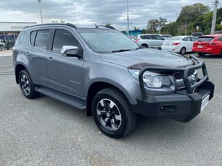 2016 Holden Colorado 7 RG MY16 Trailblazer Grey 6 Speed Sports Automatic Wagon.