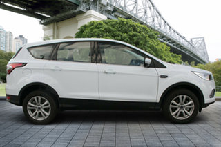 2019 Ford Escape ZG 2019.75MY Ambiente White 6 Speed Sports Automatic SUV.