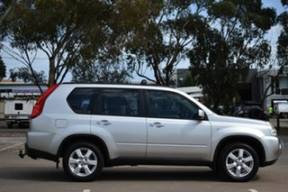 2008 Nissan X-Trail T31 TI Silver 1 Speed Constant Variable Wagon.
