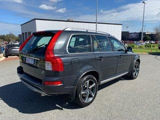 2012 Volvo XC90 MY12 3.2 R-Design Grey 6 Speed Automatic Geartronic Wagon