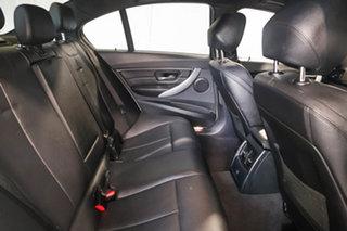 2015 BMW 3 Series F30 MY1114 320d M Sport White 8 Speed Sports Automatic Sedan