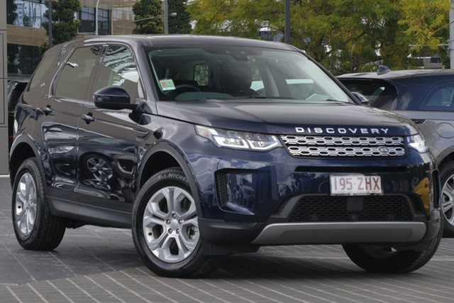 Demo Land Rover Discovery Sport L550 20MY D150 S, 2019 Land Rover Discovery Sport L550 20MY D150 S Portofino 9 Speed Sports Automatic Wagon