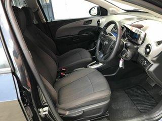 2013 Holden Barina TM MY13 CD Black 6 Speed Automatic Sedan