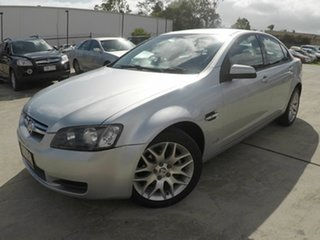 2008 Holden Commodore VE 60th Anniversary Silver 4 Speed Automatic Sedan