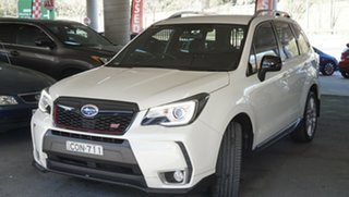 2016 Subaru Forester S4 MY16 tS CVT AWD White 8 Speed Constant Variable Wagon
