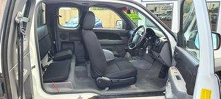 2010 Ford Ranger PK XL Hi-Rider White 5 Speed Manual