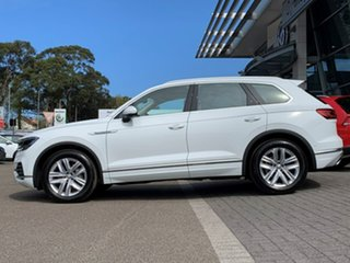 2020 Volkswagen Touareg CR MY20 190TDI Tiptronic 4MOTION Adventure White 8 Speed Sports Automatic