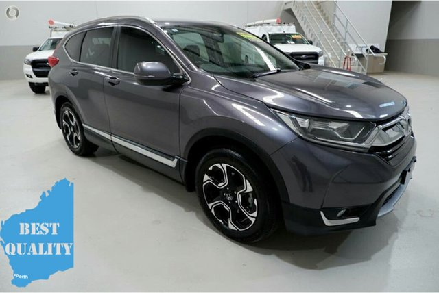 Used Honda CR-V RW MY18 VTi-S 4WD, 2017 Honda CR-V RW MY18 VTi-S 4WD Grey 1 Speed Constant Variable Wagon