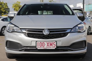 2017 Holden Astra BK MY17 RS-V Silver 6 Speed Sports Automatic Hatchback