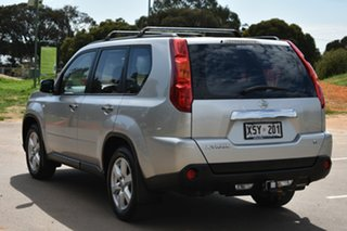 2008 Nissan X-Trail T31 TI Silver 1 Speed Constant Variable Wagon