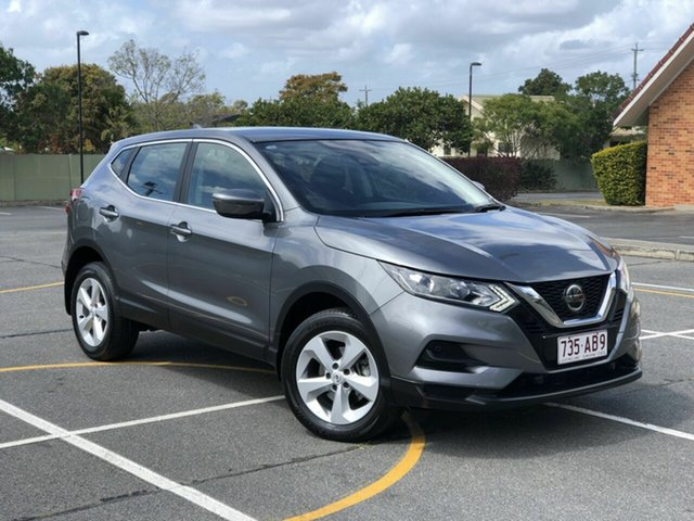 Used Nissan Qashqai J11 Series 2 ST X-tronic, 2018 Nissan Qashqai J11 Series 2 ST X-tronic Grey 1 Speed Constant Variable Wagon