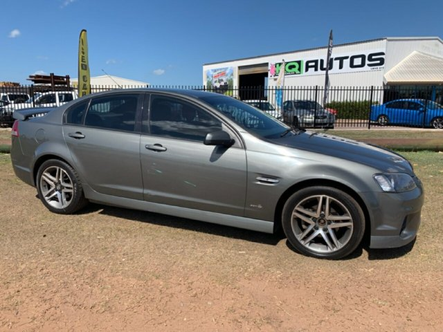Used Holden Commodore VE II MY12 SV6, 2011 Holden Commodore VE II MY12 SV6 Grey 6 Speed Sports Automatic Sedan
