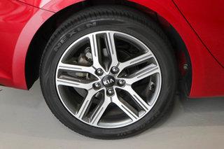 2019 Kia Cerato BD MY19 Sport Red 6 Speed Sports Automatic Sedan