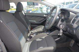 2016 Kia Cerato YD MY17 S Gravity Blue 6 Speed Sports Automatic Sedan
