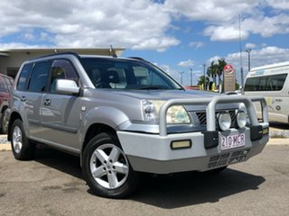2006 Nissan X-Trail T30 II ST Silver 4 Speed Automatic Wagon.