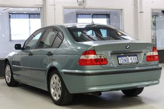 2004 BMW 318i E46 Green 5 Speed Auto Steptronic Sedan
