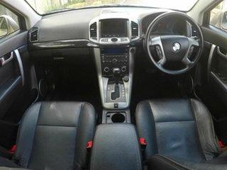 2012 Holden CAPTIVA-7 CG Series II MY LX Gold 5 Speed Selespeed Wagon