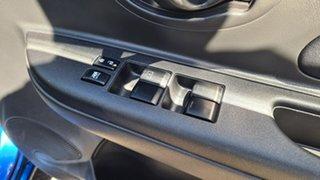 2013 Nissan Micra K13 MY13 ST-L Electric Blue 4 Speed Automatic Hatchback