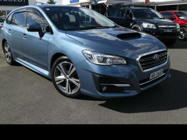 Used Subaru Levorg MY18 1.6 GT (AWD), 2018 Subaru Levorg MY18 1.6 GT (AWD) Blue Continuous Variable Wagon