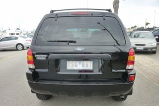 2005 Ford Escape ZB Limited Black 4 Speed Automatic SUV