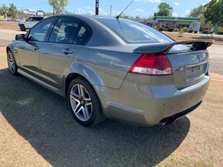 2011 Holden Commodore VE II MY12 SV6 Grey 6 Speed Sports Automatic Sedan