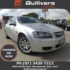 2008 Holden Commodore VE 60th Anniversary Silver 4 Speed Automatic Sedan.
