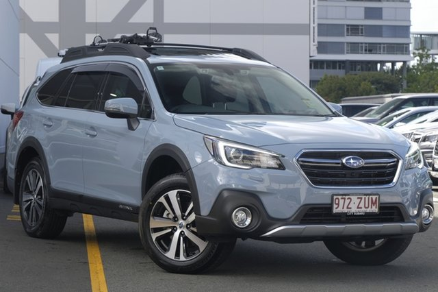 Demo Subaru Outback B6A MY20 2.5i CVT AWD Premium, 2020 Subaru Outback B6A MY20 2.5i CVT AWD Premium Cool Grey 7 Speed Constant Variable Wagon
