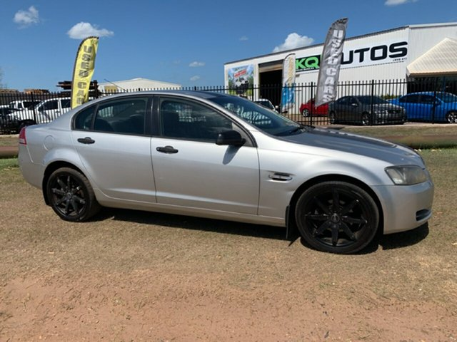 Used Holden Commodore VE Omega, 2007 Holden Commodore VE Omega Silver 4 Speed Automatic Sedan