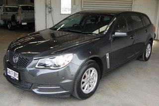 2017 Holden Commodore VF II MY17 Evoke Sportwagon Grey 6 Speed Sports Automatic Wagon