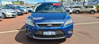 2010 Ford Focus LV CL Blue 4 Speed Sports Automatic Hatchback.