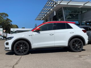 2020 Volkswagen T-ROC A1 MY20 140TSI DSG 4MOTION Sport White 7 Speed Sports Automatic Dual Clutch