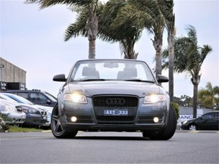 2007 Audi A4 B7 S Line Sports Automatic Cabriolet