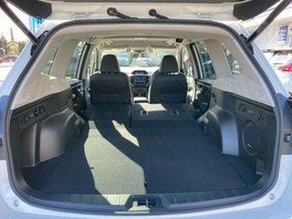 2020 Subaru Forester S5 MY20 Hybrid S CVT AWD Crystal White 7 Speed Constant Variable Wagon Hybrid